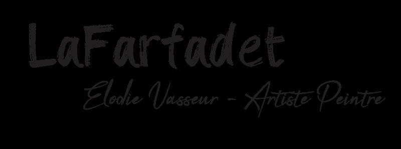 Elodie Vasseur lafarfadet artiste peintre Dijon